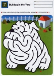 Ages 5-6-7 My Book of Mazes - Animals_14