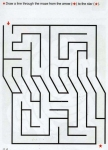 Ages 5-6-7 My Book of Mazes - Animals_15