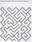 Ages 5-6-7 My Book of Mazes - Animals_23
