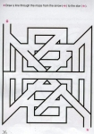 Ages 5-6-7 My Book of Mazes - Animals_27
