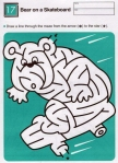 Ages 5-6-7 My Book of Mazes - Animals_34