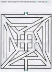 Ages 5-6-7 My Book of Mazes - Animals_35