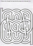 Ages 5-6-7 My Book of Mazes - Animals_51