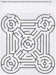 Ages 5-6-7 My Book of Mazes - Animals_65