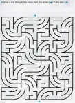 Ages 5-6-7 My Book of Mazes - Animals_67
