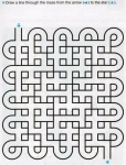 Ages 5-6-7 My Book of Mazes - Animals_71