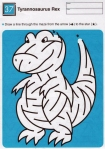 Ages 5-6-7 My Book of Mazes - Animals_74