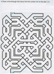 Ages 5-6-7 My Book of Mazes - Animals_77
