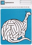Ages 5-6-7 My Book of Mazes - Animals_78