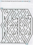 Ages 5-6-7 My Book of Mazes - Animals_79