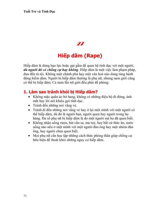 Tuoi tre va Tinh duc - tailieu cua Hoa Ky va Canada_115