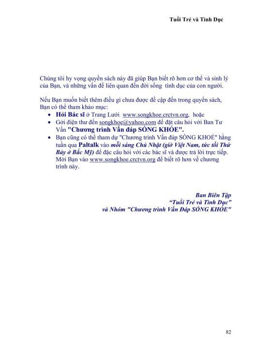 Tuoi tre va Tinh duc - tailieu cua Hoa Ky va Canada_126