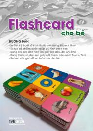 Flash Card 180 hình giúp bé tập đọc – tậpviết