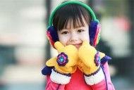 Phòng bệnh cho trẻ em lúc giao mùa và dịpTết