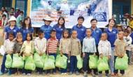 Giúp trẻ em vùngsâu