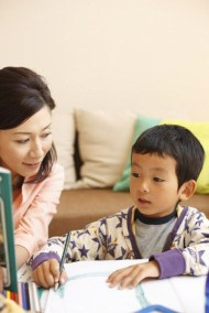 Chính cha mẹ khiến con mình họckém
