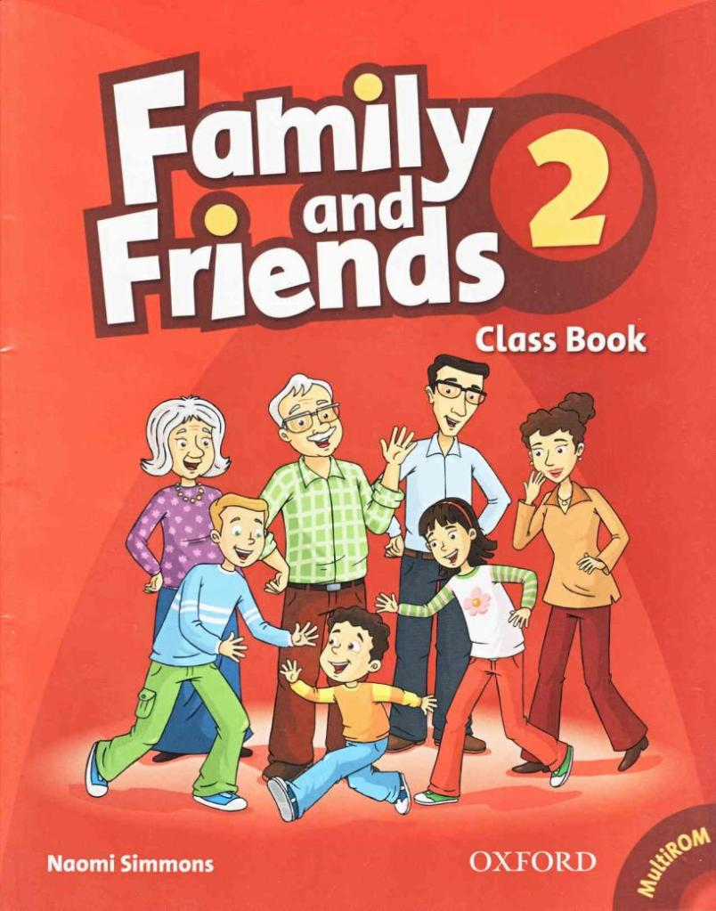 Family and Friends 2 Class Book1 - Data4kid