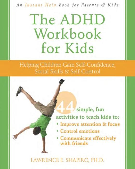 The ADHD Workbook for kids1 - Data4kid
