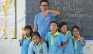 Bỏ lương hơn 22,5 USD/giờ, về Việt Nam giúp trẻ emnghèo