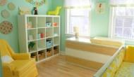 5 màu sắc giảm trí thông minh trẻ sơsinh