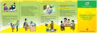 Gia đình giúp con em học tập tíchcực